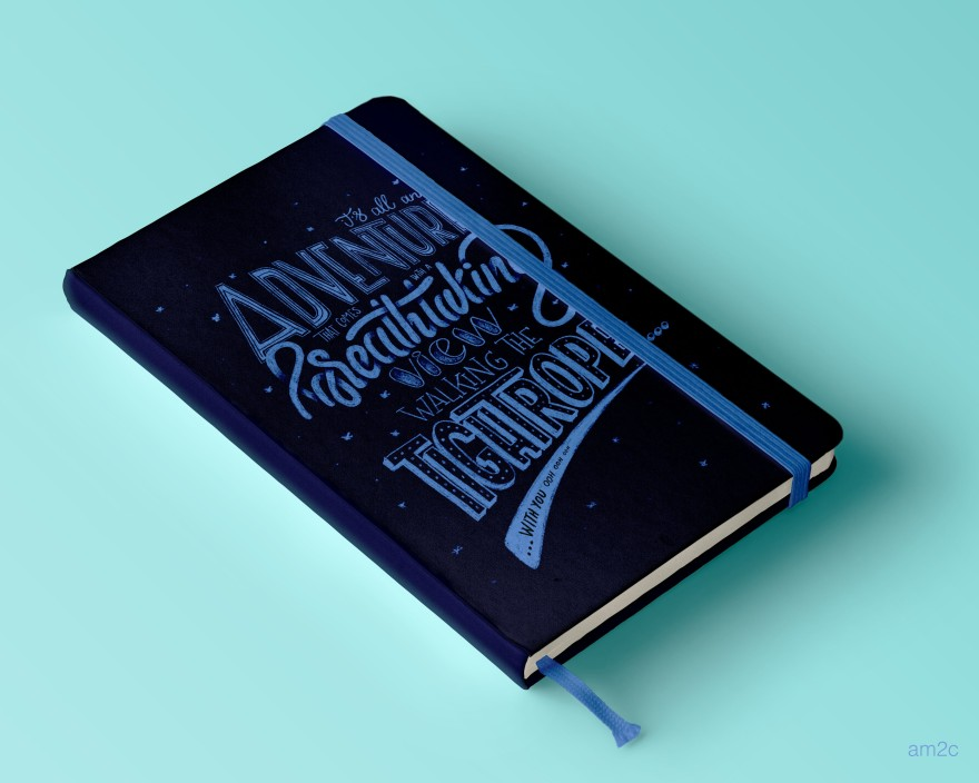 tightrope_notebook